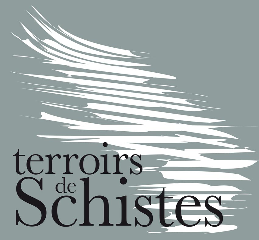Logo de l'association des Terroirs de Schistes